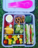 Bento Five Lunchbox - Superhero (5 compartments)