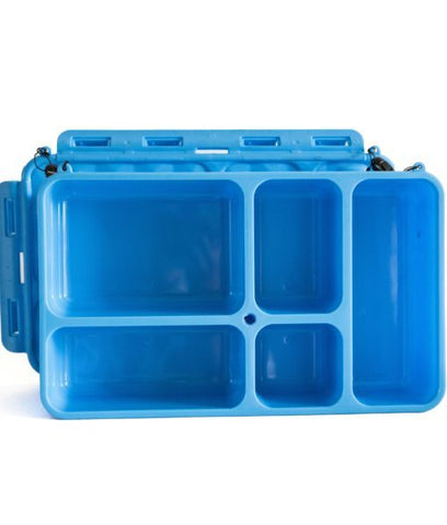 Go Green Lunchbox - Large - Blue. SORRY - ALL SOLD OUT UNTIL AUGUST!