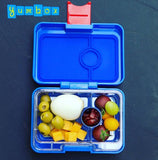 Yumbox MiniSnack Bento Lunchbox (3 compartments) – Congo Green. ONLY 2 LEFT!