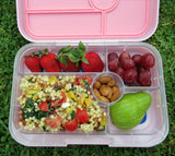 A Great lunchbox for NZ adults - the large Tapas Yumbox from The Lunchbox Queen