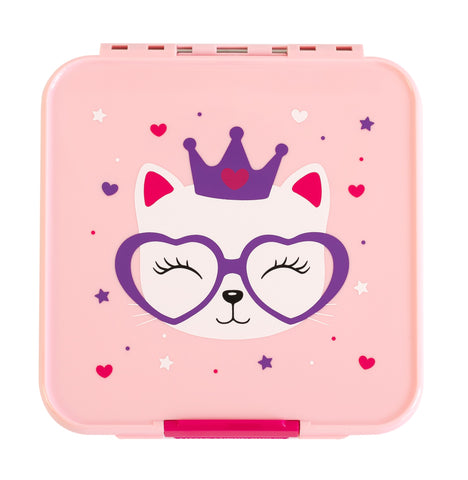 Bento Five Lunchbox - Kitty (5 compartments). EXPECTED TO ARRIVE BEFORE 16 DECEMBER. PRE-ORDER NOW!