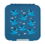 Bento Five Lunchbox - Shark (5 compartments)