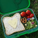 Yumbox Panino Bento Lunchbox (4 compartments) - Misty Aqua