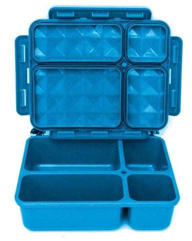 Go Green Lunchbox - Medium - Blue. MORE EXPECTED EARLY FEBRUARY.