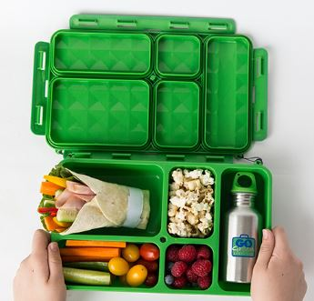 Go Green lunch box NZ best sale