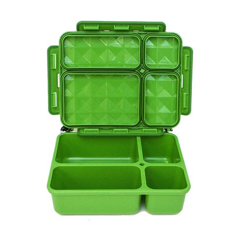 Go Green Medium Break Box lunchbox NZ