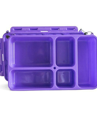 Go Green Lunchbox - Large - Purple. ONLY 2 LEFT!