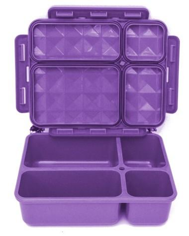 Go Green Lunchbox - Medium - Purple. MORE EXPECTED EARLY FEBRUARY.