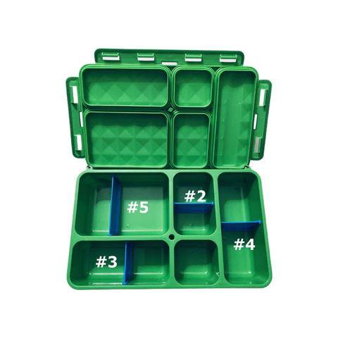 Go Green Compartment Dividers (for Large/Medium boxes)