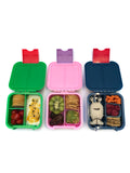 Bento Two Snackbox - Flamingo (2 to 3 compartments)