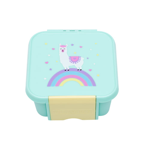 Bento Two Snackbox - Llama (2 to 3 compartments)