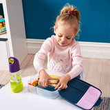 b.box Lunchbox - Blue Slate