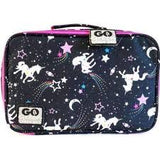 Unicorn Go Green lunch box set NZ - best large bento lunchbox