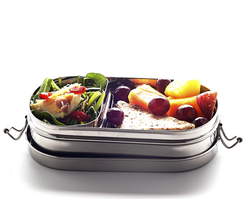 Medium Oval Lunchbox. NEW!