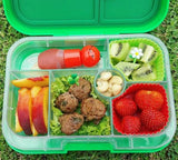 Yumbox Original Bento Lunchbox (6 compartments) – Nevis Blue