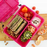 Go Green lunchbox sale NZ best medium pink