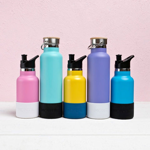 Montii Silicone Bottle Bumper - 3 Colour Options