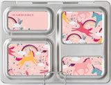 PlanetBox LAUNCH Stainless Steel Bento Lunchbox - (3 Large Compartments). MORE ARRIVING END OF MARCH. PRE-ORDERS OPEN SOON.