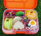 Yumbox Original Bento Lunchbox (6 compartments) – Stardust Pink