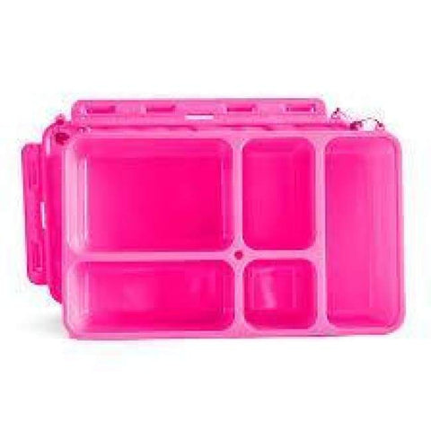 Go Green Lunchbox - Large - Pink. LAST ONE!