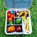 Bento Five Lunchbox - Superhero (5 compartments). MORE COMING SOON!