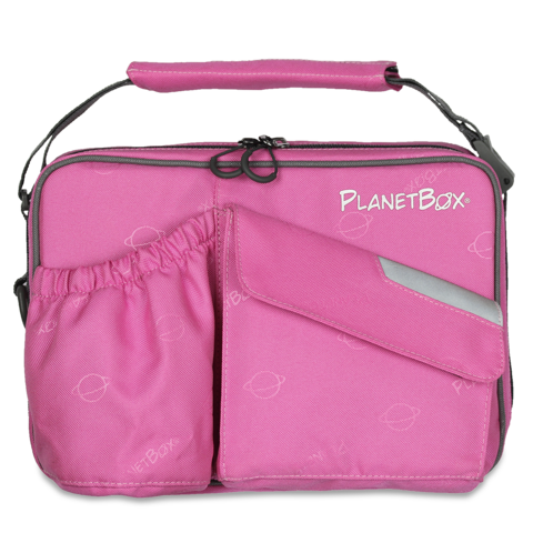 PlanetBox Carry Bag - Perfectly Pink