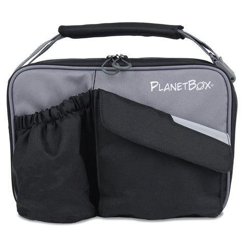 PlanetBox Carry Bag - Black Pearl