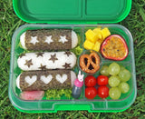 Yumbox Panino Bento Lunchbox (4 compartments) - Power Pink