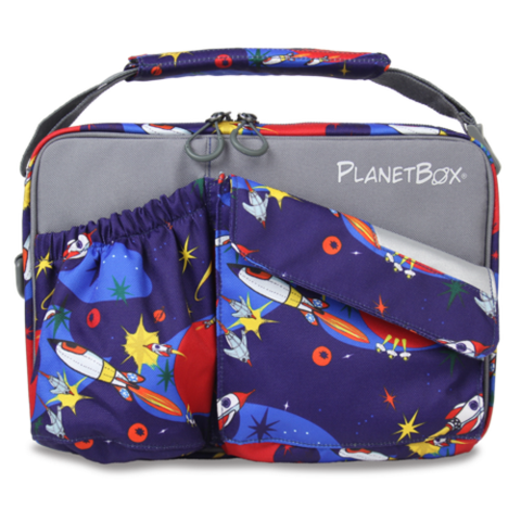PlanetBox Carry Bag - Rockets