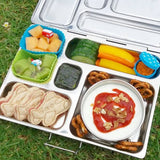 Stainless Steel PlanetBox lunchbox - The Lunchbox Queen NZ