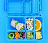Go Green lunch box NZ small blue best sale