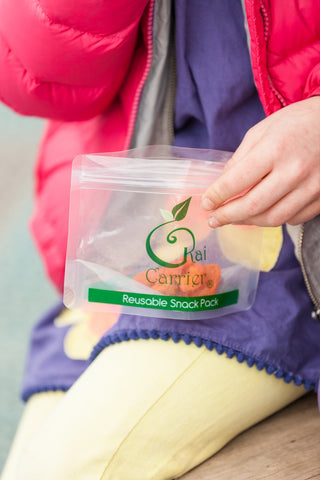 Kai Carrier snack bag NZ best sale