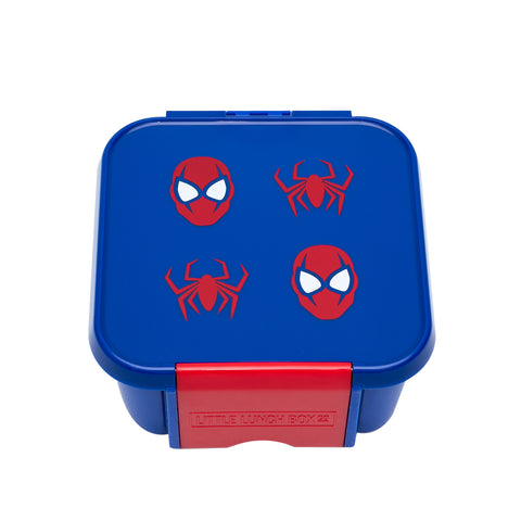 Bento Two Snackbox - Spider (2 to 3 compartments). NEW DESIGN ARRIVING AROUND 23 MAY. PRE-ORDER NOW!