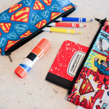 Superman superhero lunchbox NZ