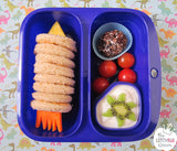 Goodbyn Small Meal + 2 Leakproof Dippers - Purple
