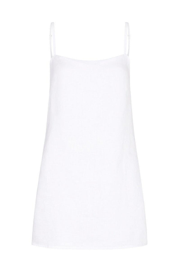 Valaree Mini Slip Dress