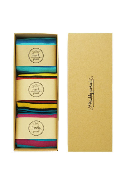 Stripes United Gift Box