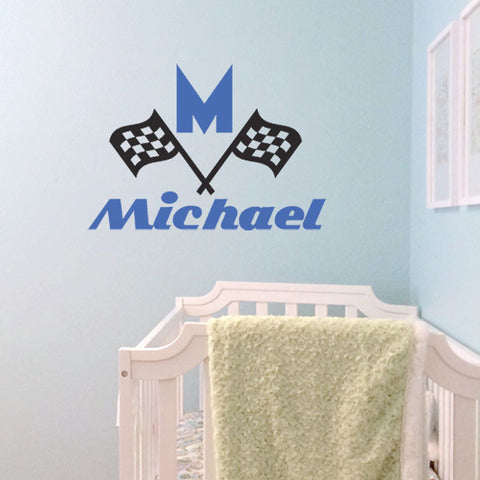 Blingding philippines customized personalized nursery baby boy wall decals
