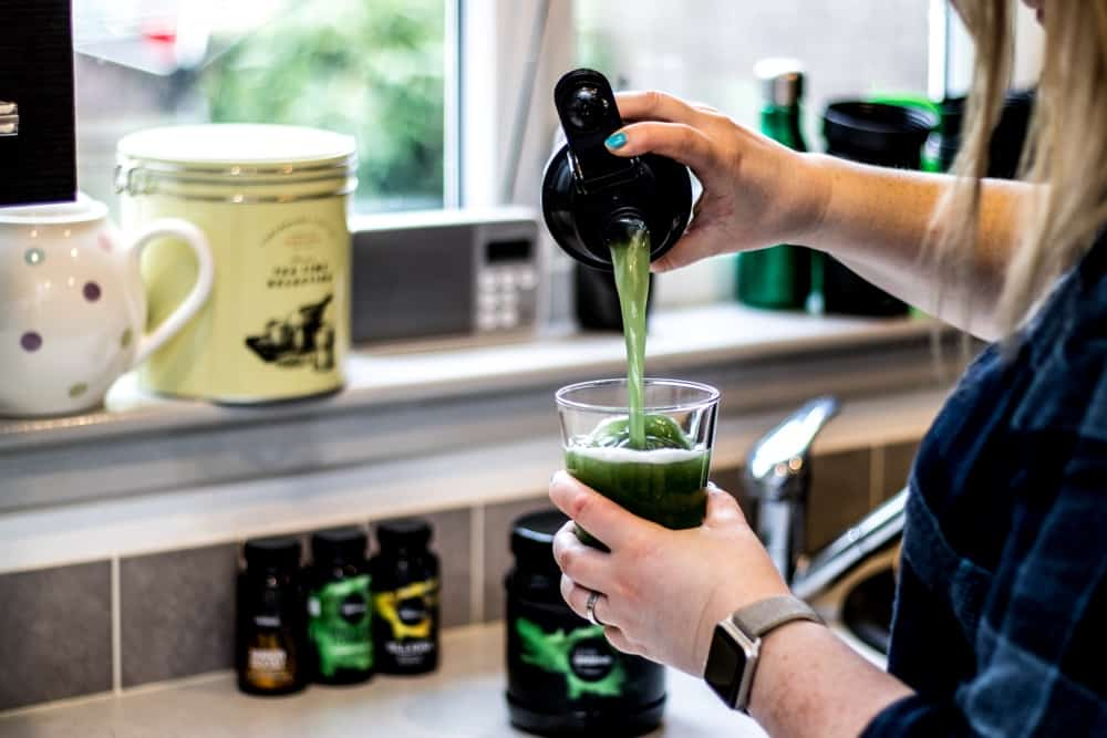 When Is The Best Time To Drink Lean Greens? #UpgradeYourNutrition #LeanGreens #GreensPowder