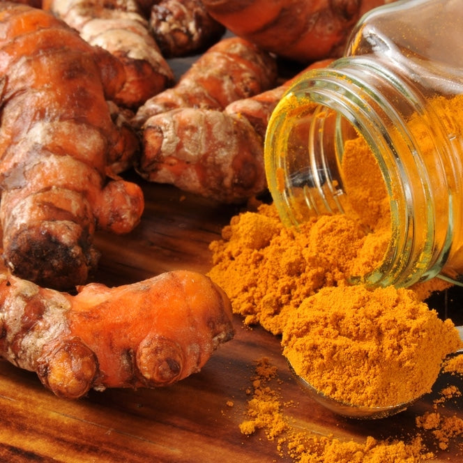 Organic Turmeric - Black Pepper Supplement
