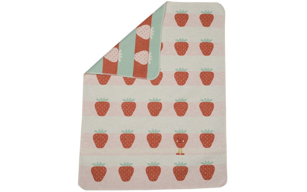 Juwel strawberry blanket