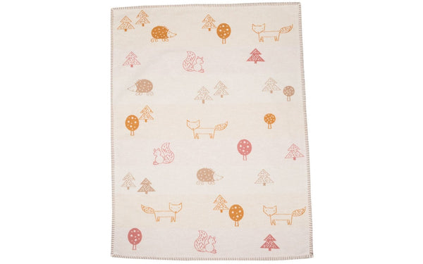 Lena forest animals organic cotton