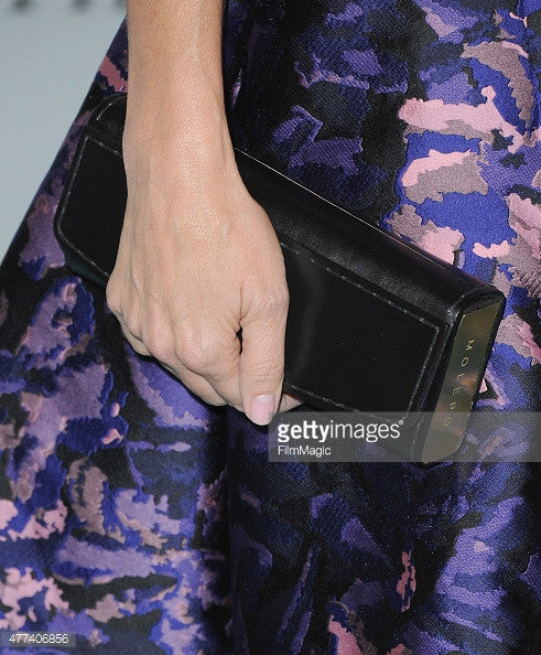 Saddle Stitched Evening Clutch