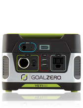 Goal Zero Power Packs