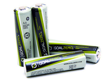 AA Rechargeable Batteries (4-pack)