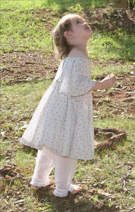 Girls' Romantic Era Dress Pattern