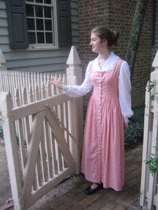Romantic Era Dress Pattern