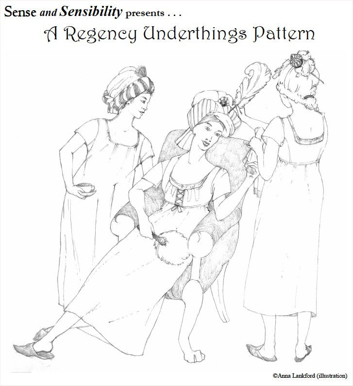 Regency Underthings