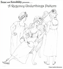 Load image into Gallery viewer, Regency Underthings