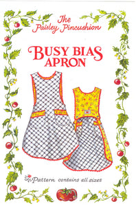 Busy Bias Apron